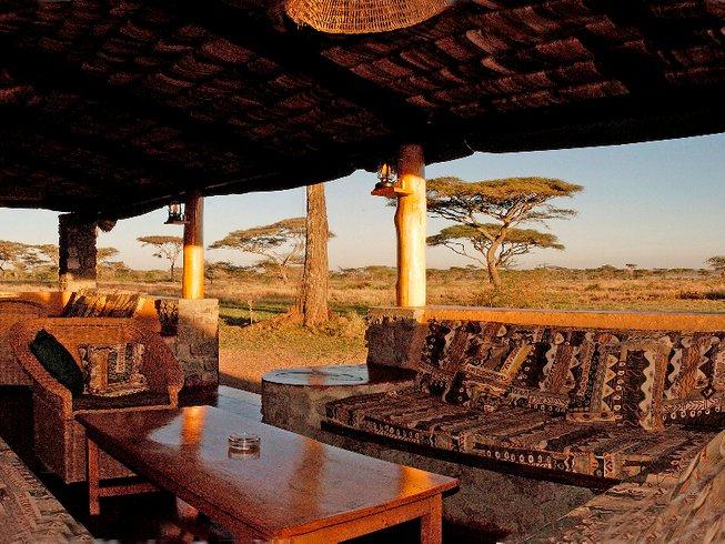 12 Days Northern Circuit Safari in Tanzania