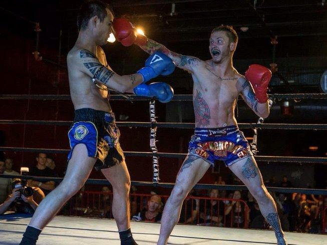 3 Months Muay Thai Training in Chiang Mai, Thailand