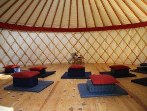 7 jours en retraite méditation avec yoga et marches à Dieulefit au cœur de la Drôme Provençal