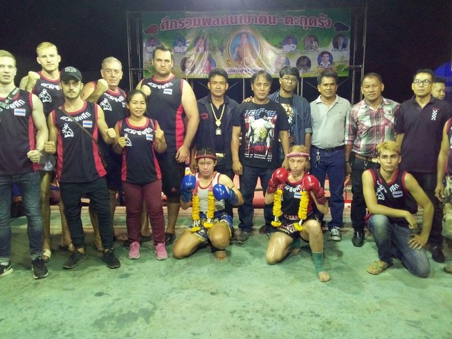 1 Week Countryside Muay Thai and Western Boxing Camp in Phetchabun, Thailand