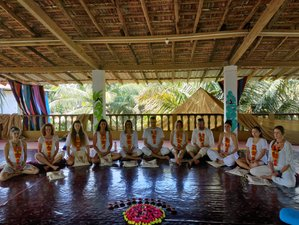 26 Day 200-Hour Multi-Style Yoga Teacher Training in Agonda Goa