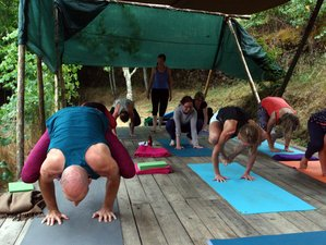 7 Days Form to Freedom Eco Yoga Retreat in Portugal