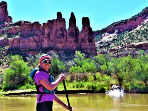 3 Days Down River SUP Tour in Colorado, USA