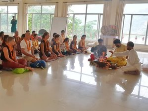 28 Days 200 hours Hatha and Astanga Yoga Teacher Training in Rishikesh India