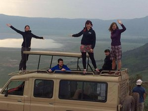6 Days Fantastic Trekking and Safari in Tanzania