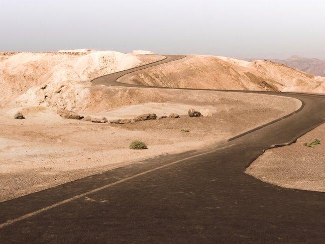 Terrain: Desert