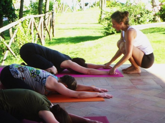 8 Days Dolce Vita Yoga Retreat Italy