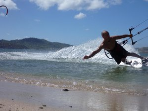 7 Days Beginner Kitesurfing Costa Rica