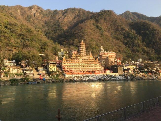 9 jours en stage de yoga pour se ressourcer à Rishikesh, Inde