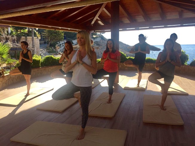 3 Days Yoga Retreat in Costa Brava, Spain