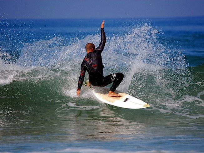8 Days 30 Plus Surf Camp in France