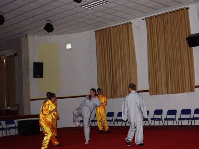 1 Year Memorable Martial Arts Training in Shandong, China