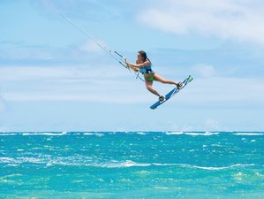 7 Days Kitesurfing Surf Camp Brazil