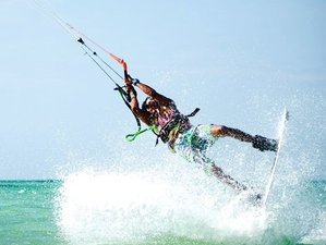 4 Days Kite Surfing Camp in Tulum, Mexico