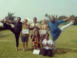 27 Day 300-Hour MultiStyle Ashtanga, Vinyasa Flow & Yin Yoga TTC in Salcete, Goa