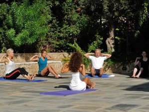 8 Days Customized Health Retreat in Greece