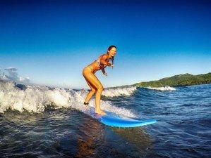 6 Tage Fidschi Inseln Surfunterricht und Yoga Retreat am Strand der Coral Coast
