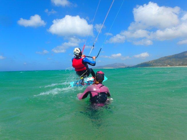 7 Days Beginner Kitesurfing Camp in Cadiz, Andalusia, Spain