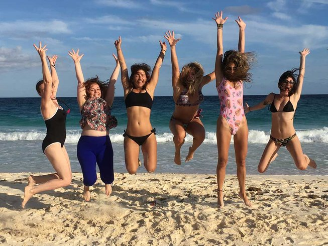 24 Day 200-hour Yoga Teacher Training in Tulum, Mexico