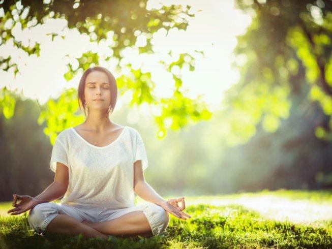 12 Days Meditation, Chanting and Yoga Retreat Tirthan Valley Himalayas India