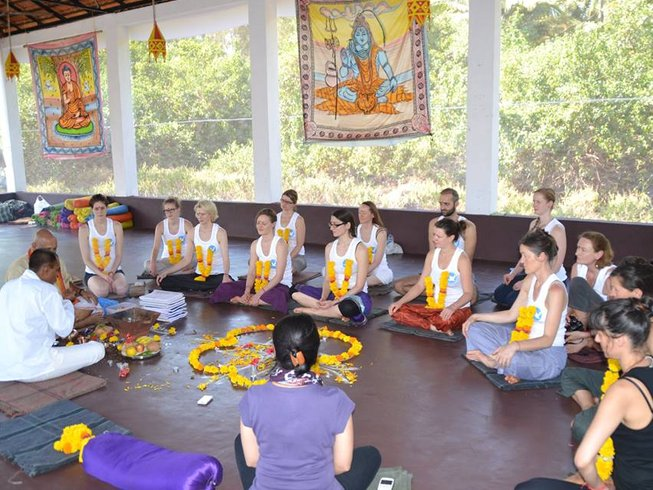 7 Days Chakra Healing and Yoga Retreat India