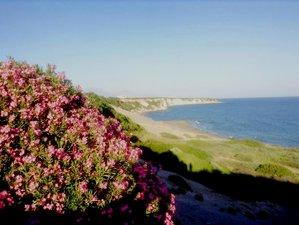 8 jours en stage de yoga lifestyle en Crète avec Julie