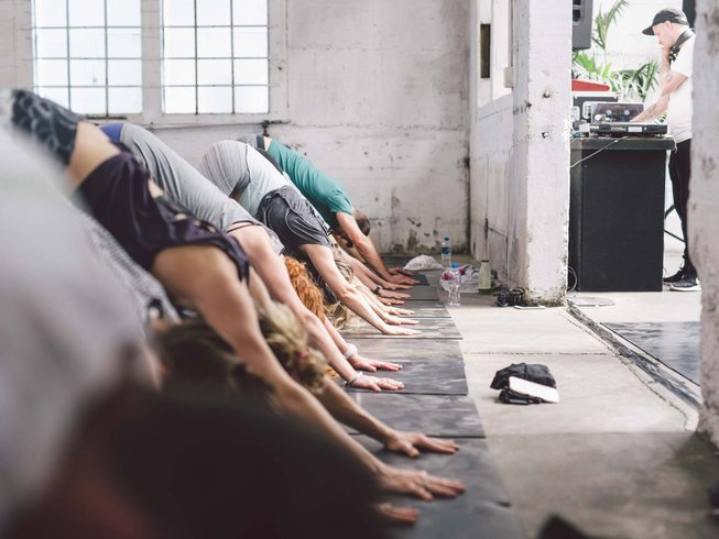 7 días de retiro de yoga en Hakuba, Japón