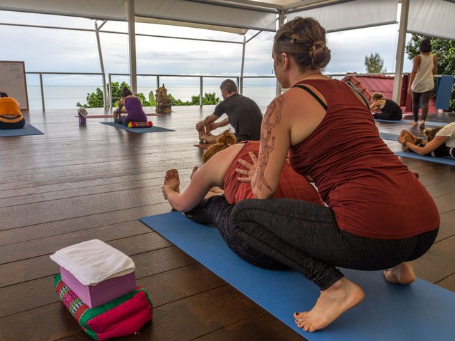 25 Days 200-Hour Yoga Teacher Training in Koh Samui, Thailand
