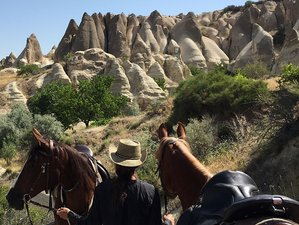 7 Days Cappadocia Highlights Horse Riding Holiday in Central Anatolia, Turkey