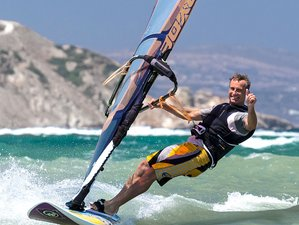 7 Days Budget Windsurfing and Surf Camp Greece