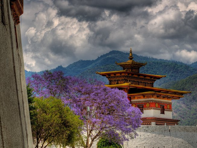 11 Days Bhutan and Nepal Yoga Retreat and Cultural Tour