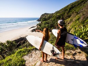 7 Days Livin the Dream Surf Camp in New South Wales, Australia