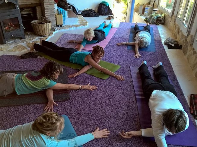8 Days Lanzarote Yoga Retreat in Spain
