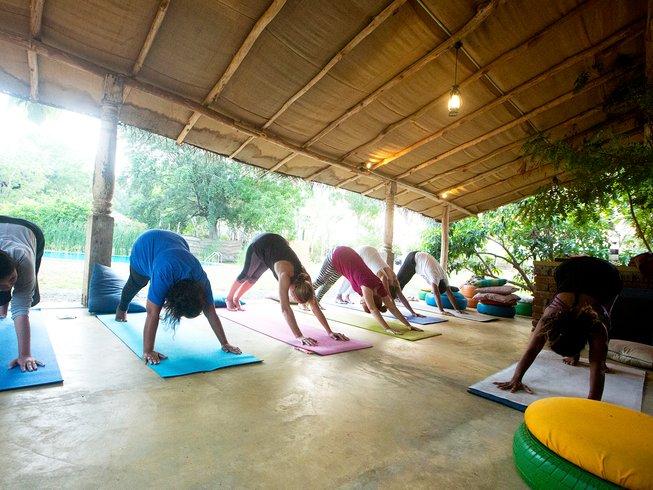4 días retiro de yoga y meditación en Sri Lanka