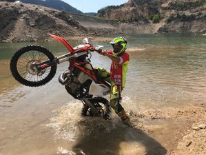 7 Days Guided Enduro Motorcycle Tour in Bajina Basta, Serbia