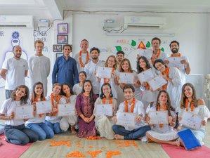 24 Day 200 Hour Traditional Kundalini Activation Yoga Teacher Training in Rishikesh