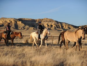 21 Day Western Ranch Vacation in Thermopolis, Wyoming