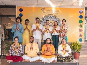 26 Day 200 Hour Affordable Multi Style Yoga Teacher Training in Rishikesh