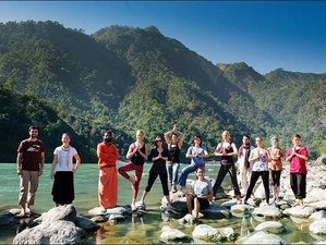 63 Days 500-Hour YTT in Rishikesh, India