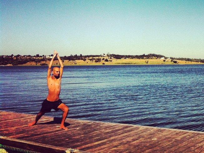 2 Days Weekend Yoga Retreat in Montargil Lake, Portugal
