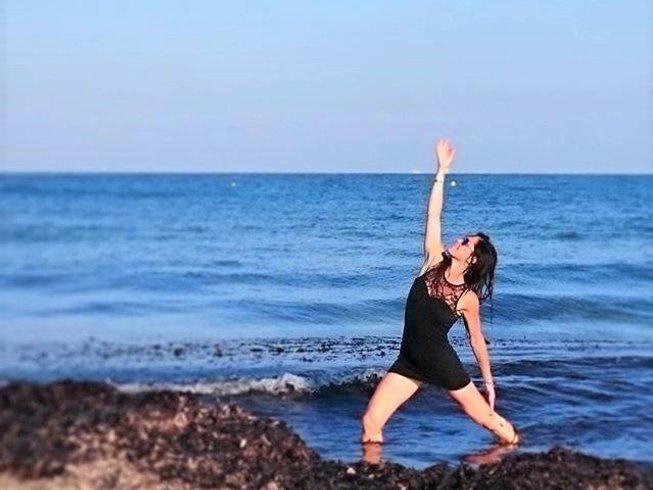 7 jours en stage de yoga et de méditation fitkini à Ibiza, Espagne