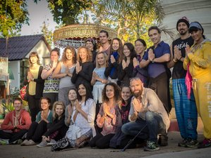 27 Day 200-Hour Classical Yoga Teacher Training in Doi Saket, Chiang Mai