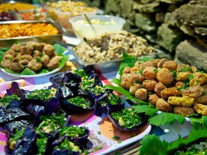 15 Days Raw Food Cooking Holidays in Greece