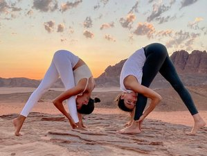 7 Day Happy New Year Yoga and Sightseeing Tour in Jordan