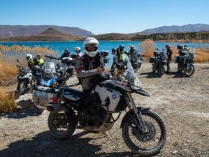9 Day Atlas and Desert Guided Motorcycle Tour in Morocco from Malaga, Spain