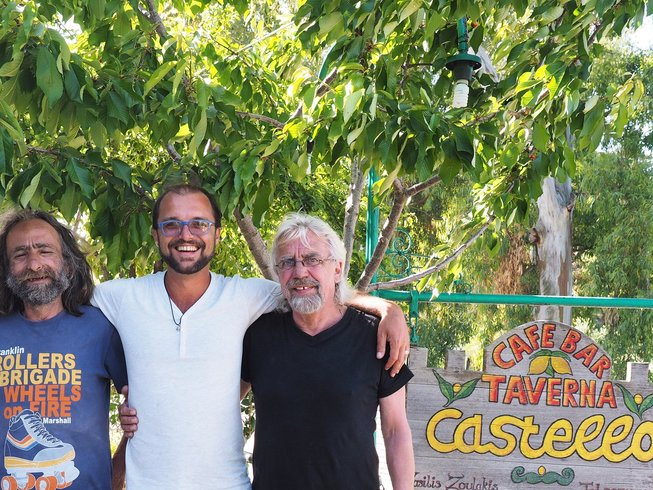 8 Days Eco Foraging Walking and Culinary Tour in Crete, Greece
