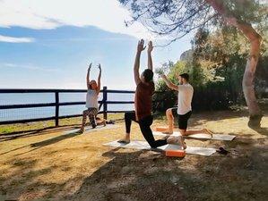 4 Day of Yoga Bliss, Sound Massage, Sunset Meditation & Moon Ceremony in Almuñécar, Granada