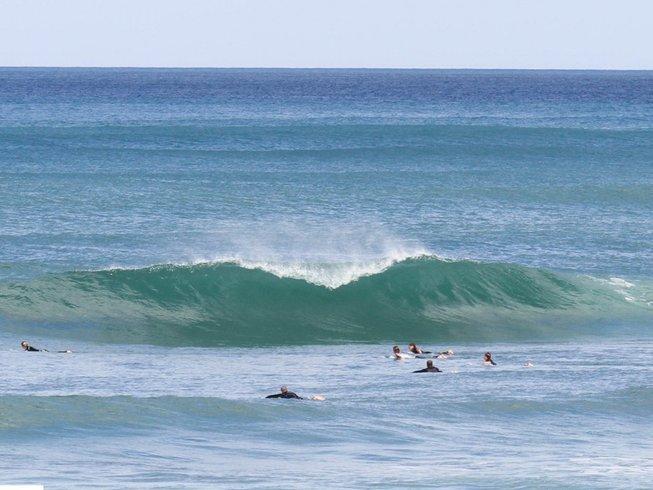 3 Days Intense Surf Camp New Zealand