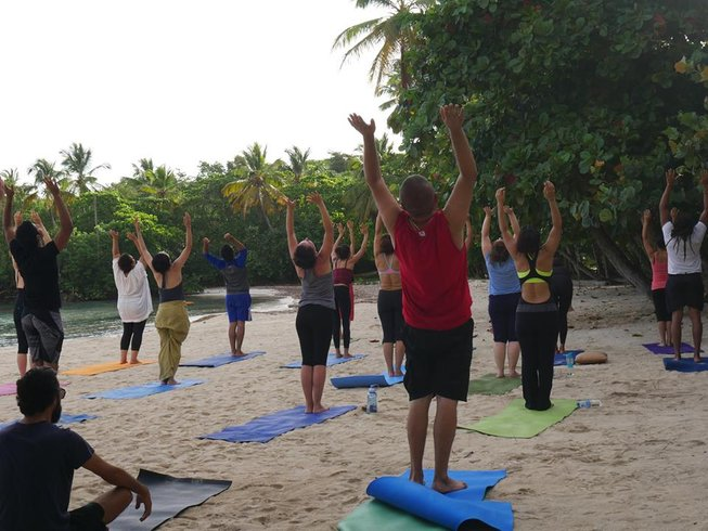 12 Days Consciousness Dominican Republic Yoga Retreat