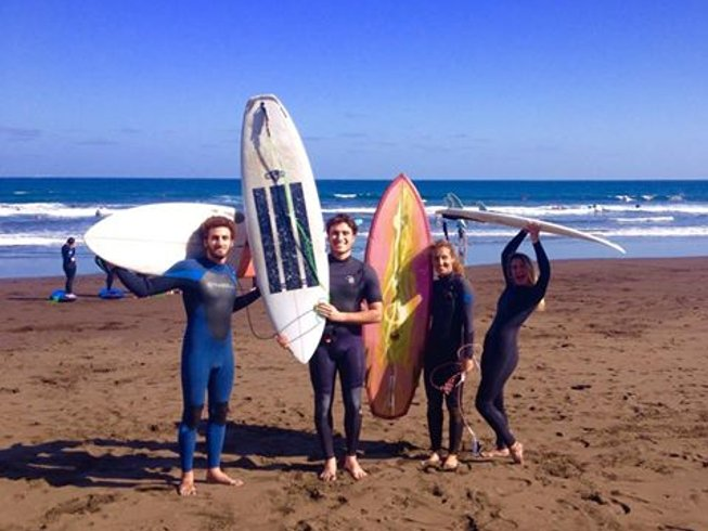 7 Days Surf Camp in Santander, Somo